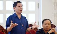 Bộ trưởng Nguyễn Văn Thể từng ký nhiều văn bản không đúng quy định pháp luật