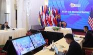 Mỹ - Trung đấu khẩu về biển Đông tại hội nghị ASEAN