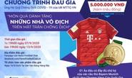 Next Media và Hà Nội FC tổ chức đấu giá vật phẩm ủng hộ công cuộc chống dịch Covid - 19
