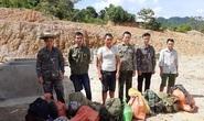 Quảng Bình: Bắt quả tang 6 đối tượng vào rừng khai thác vàng trái phép