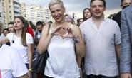 Thủ lĩnh đối lập Belarus lên tiếng về chuyện xé hộ chiếu