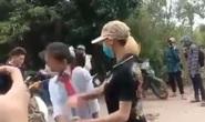 Nữ sinh lớp 7 bị đàn chị xưng là Thảo đại bàngchặn đánh trên đường đi học về