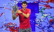 Chùm ảnh Dominic Thiem ngược dòng thắng, đăng quang US Open 2020
