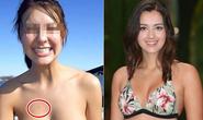 Hoa hậu Hồng Kông nghi lộ ảnh khỏa thân, dân mạng phân tích nốt ruồi trên ngực