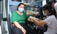 Hơn 500 đoàn viên tham gia hiến máu cứu người