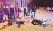 Xe máy tông nhau, 2 người 16-18 tuổi tử vong