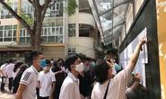 Hơn 26.000 thí sinh 11 tỉnh, thành làm thủ tục dự thi tốt nghiệp THPT đợt 2