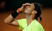Clip Nadal thua sốc, bị loại khỏi Rome Masters 2020