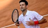 Clip Djokovic vất vả vào chung kết Rome Masters 2020