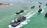 Tuần duyên Mỹ tuyên chiến với tàu cá Trung Quốc săn mồi