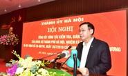Kỷ luật nhiều cán bộ diện Ban Thường vụ Thành ủy Hà Nội quản lý