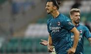 Clip cựu sao Barcelona Zlatan Ibrahimovic lập cú đúp, AC Milan thắng trận ra quân Serie A