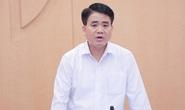 Ông Nguyễn Đức Chung sắp bị bãi nhiệm chức Chủ tịch Hà Nội