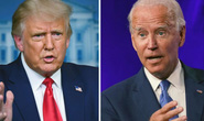 Bầu cử Mỹ: Tổng thống Trump và đối thủ Biden mài gươm so găng trực tiếp