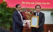 Tân Bí thư Tỉnh ủy Hậu Giang từng làm giảng viên ĐH Luật TP HCM