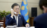 Cuộc điện đàm giúp hâm nóng quan hệ Nhật Bản - Hàn Quốc?