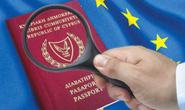 EU muốn khai tử hộ chiếu vàng
