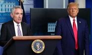 Covid-19: Tổng thống Trump bị cấp dưới hại?