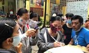 Tiến hành kiểm kê số lượng, thực trạng các hũ cốt thờ tại chùa Kỳ Quang 2