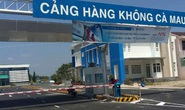 Kiến nghị Bộ Quốc phòng nâng cấp sân bay Cà Mau