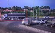 Đà Nẵng: Truy bắt tài xế xe tải vượt đèn đỏ, mang theo hung khí để phòng thân