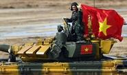 Việt Nam và hai đội tăng Đông Nam Á vào chung kết Army Games 2020