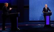 Kết thúc tranh luận tổng thống với câu hỏi bất ngờ