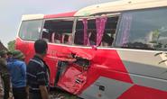 Vụ xe 45 chỗ bị tàu hoả tông: Xe chở 48 học sinh, tài xế cố tình vượt