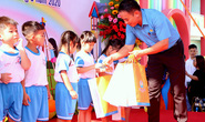 Bình Dương: Khánh thành trường học cho con công nhân