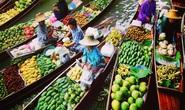 6 khu chợ nổi độc đáo trên thế giới