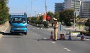 Quảng Nam duy trì chốt kiểm soát, người từ Đà Nẵng vào phải khai báo y tế