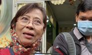"""Nhận tro cốt người thân tại chùa Kỳ Quang 2: """"Tim tôi như vỡ ra"""""""