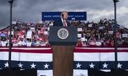 Tổng thống Trump: Sẽ là sự sỉ nhục nếu bà Kamala Harris đứng đầu nước Mỹ