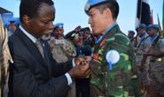 Sĩ quan Việt Nam kể chuyện vượt ải thi đỗ vào cơ quan của Liên Hiệp Quốc