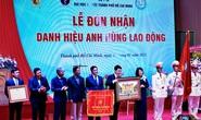 Trường ĐH Y Dược TP HCM nhận danh hiệu Anh hùng Lao động