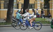 Xe đạp công cộng: Thích thú và... băn khoăn!