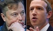 Hai tỉ phú công nghệ Elon Musk và Mark Zuckerberg ghét nhau ra mặt