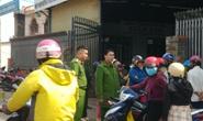 Hàng chục người vây công ty nông sản đòi nợ