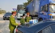 Triệt phá đường dây cực lớn dùng 14 xe container chở hàng lậu từ Trung Quốc về