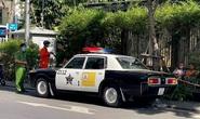 Công an TP HCM nói gì về xe cảnh sát Mỹ xuất hiện ở Việt Nam?