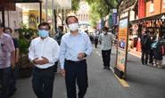 Bí thư Thành ủy TP HCM Nguyễn Văn Nên ấn tượng với Đường sách thành phố