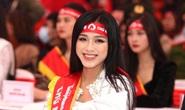 Hoa hậu Đỗ Thị Hà cùng hai Á hậu rạng rỡ tại ngày hội hiến máu Chủ nhật Đỏ