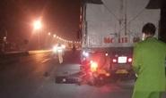 Xe máy phóng nhanh găm vào đuôi xe tải, nam thanh niên tử vong tại chỗ