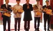 93 học sinh đoạt giải nhất kỳ thi chọn học sinh giỏi quốc gia