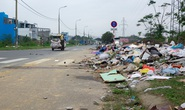 Thành phố xanh - sạch - đẹp... quá nhiều rác!