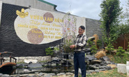 Ông chủ vườn lan Đàm Rồng Nghệ nói về lan đột biến tiền tỉ