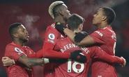 Quật ngã Aston Villa, Man United bắt kịp đội đầu bảng Liverpool