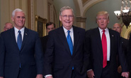 Tổng thống Trump rời Nhà Trắng như thế nào?