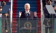 Thông điệp đầu tiên của Tổng thống Biden