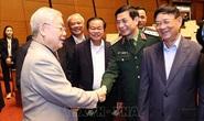 Tổng Bí thư, Chủ tịch nước: Chọn đại biểu QH, HĐND xứng đáng, đủ đức, đủ tài